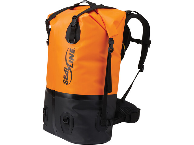 SealLine Pro Mochila 70L, orange
